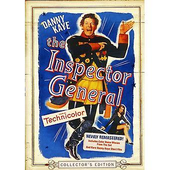 Generalinspektøren, [DVD] USA importere