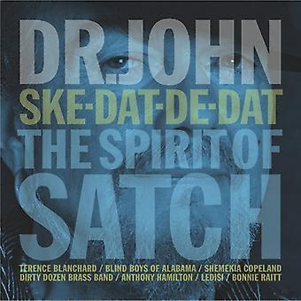 Dr John - Ske-Dat-De-Dat: Spirit of Satch [CD] USA import