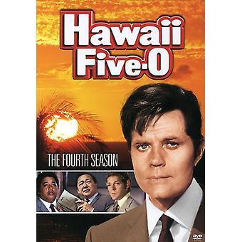 Hawaii Five O: Fourth Season [DVD] USA import