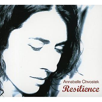 Annabelle Chvostek - importation USA résilience [CD]
