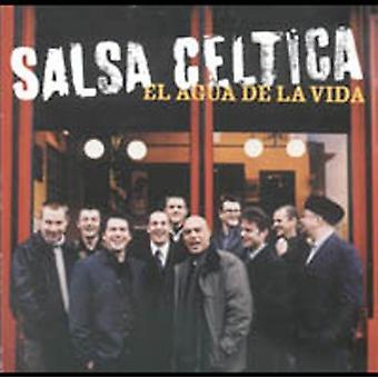 Salsa Celtica - El Agua De La Vida [CD] USA import