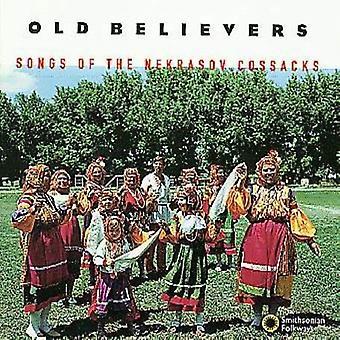 古い信者 - ネクラーソフ コサック [CD] USA 輸入の歌