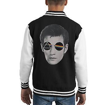 Dark Side Of Matt Smith Kid's Varsity Jacket