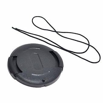 JJC 30mm πλαστική τάπα Snap με καπάκι φακού για φωτογραφικές μηχανές και βιντεοκάμερες