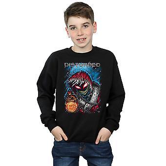 Disturbed Boys Stole Christmas Sweatshirt