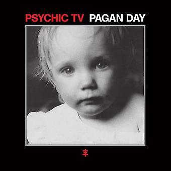 Psychic TV - Pagan Day [CD] USA import