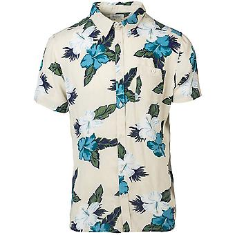 Rip Curl On Board Short Sleeve Shirt in Tofu Rip Curl On Board Short Sleeve Shirt in Tofu Rip Curl On Board Short Sleeve Shirt in Tofu Rip Curl