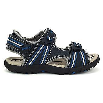 Geox sandaali Strada J4224A0CE14CF44R universal kesän kids kengät