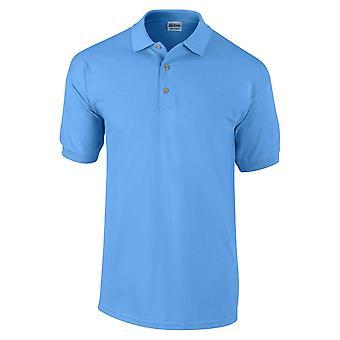 Gildan Mens Heavyweight 100 manches courtes coton Ultra Polo Shirt