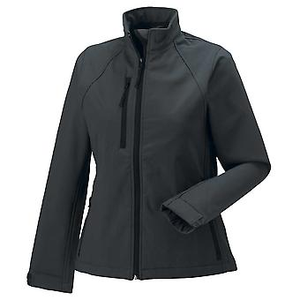 Russell Collection Ladies Smart Waterproof & Breathable Softshell Coat
