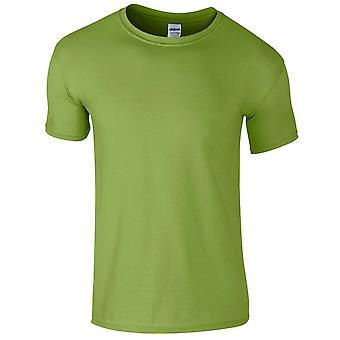 Gildan Krótki rękaw Softstyle młodzieży Ringspun bawełny T Shirt
