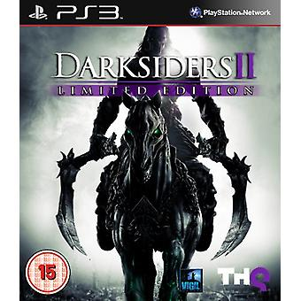 Darksiders II - Limited Edition (PS3) - Factory Sealed