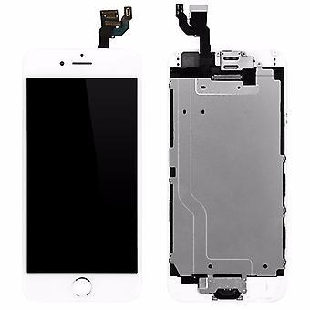 All in One Display LCD Komplett Einheit Touch Panel für Apple iPhone 6S 4.7 Zoll Weiß
