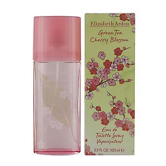 Elizabeth Arden Green Tea Cherry Blossom 100ml Eau de Toilette Spray dla kobiet