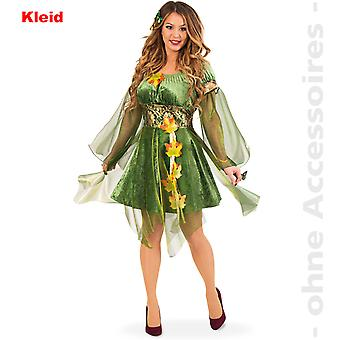 Fée costume costume forest Elf elven nature fantôme de la femme de forêt fée costume Lady