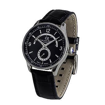 Carl of Zeyten men's watch wristwatch automatic Neuschwanstein CVZ0032BL