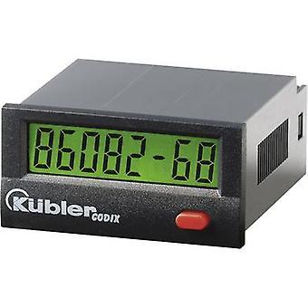 Kübler CODIX 134 HB Time meter Codix 134 HB