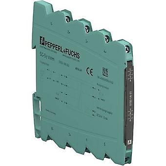 Amplificateur d'isolation/Splitter, configurable via le commutateur DIP Pepperl Fuchs & S1SD-1AI-2U S1SD-1AI-2U 1 PC (s)