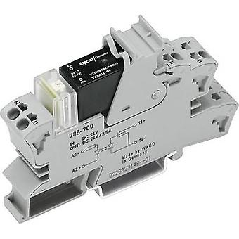 WAGO 788-700 Plug Base med Solid-State Relay