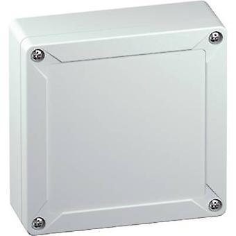 Spelsberg TG PC 1212-6-o Support d'ajustement 124 x 122 x 55 Polycarbonate (PC) Gris-blanc (RAL 7035) 1 pc(s)