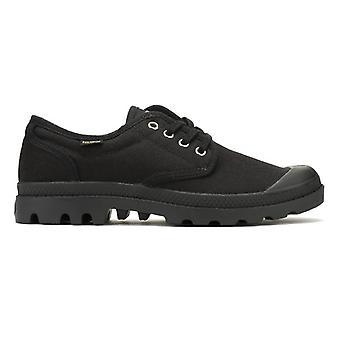 Palladium svart Pampa Originale Ox skor