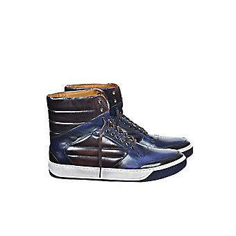 Handcrafted Premium Leather Merlin Sneaker Shoes