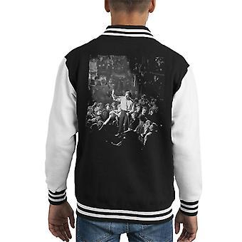 TV Times Jerry Lee Lewis Live Kid's Varsity Jacket