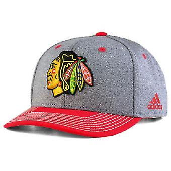 Chicago Blackhawks NHL Adidas Heather line módosítása SnapBack hat