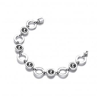 Cavendish französische Silber Saturns Ringe Armband