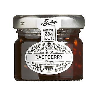 Tiptree Raspberry Preserve Portions Pots