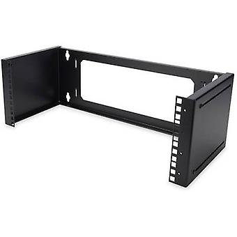 Digitus DN-19 PB-4U-SW 19 rack (W x H x D) 485 x 183 x 225 mm 4 U Black (RAL 9005)
