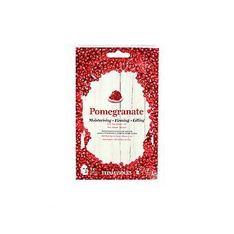 Vitamasques Pomegranate (1 pc) Moisturising + Firming + Lifting