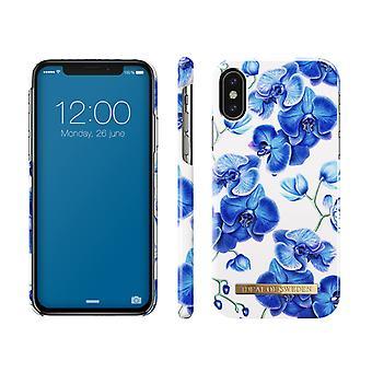 iDeal de Suecia iPhone X/XS shells-BABY BLUE ORCHID