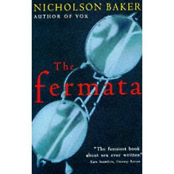 Fermata av Nicholson Baker - 9780099286714 bok