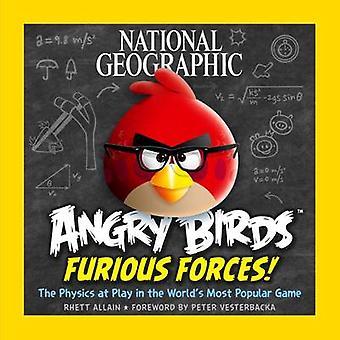 Angry Birds - rasande krafter - fysik på spela i världen är de flesta