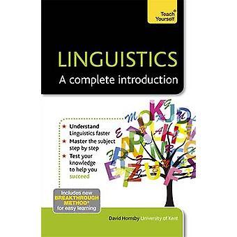 علم اللغويات-مقدمة كاملة-نفسك بديفيد هورنسبي