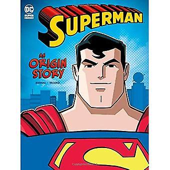 Superman: En ursprungshistoria (DC Super Heroes Origins)