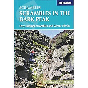 Klättrar i Dark Peak