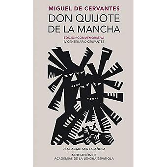 Don Quijote de la Mancha (Real Academia Espanola)