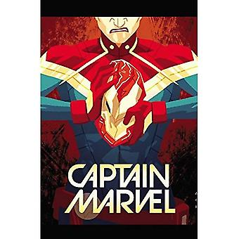 Kapteeni Marvel, Volume 2: Civil War II