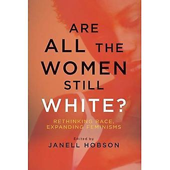 Alla kvinnorna fortfarande vit?: Rethinking Race, expanderande feminismer (SUNY-serien i feministisk kritik och teori)