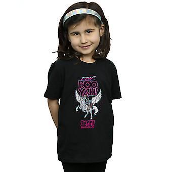 DC Comics девочки Teen Titans идти Epic Бу Yah футболку