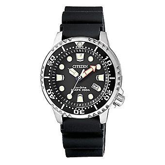Citizen ladies kvarts wrist watch-XS Bete EP6050 plast Marine-17E Aster