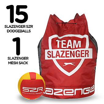 Slazenger Unisex Match Training Dodgeball