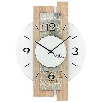 Wall clock AMS - 9542