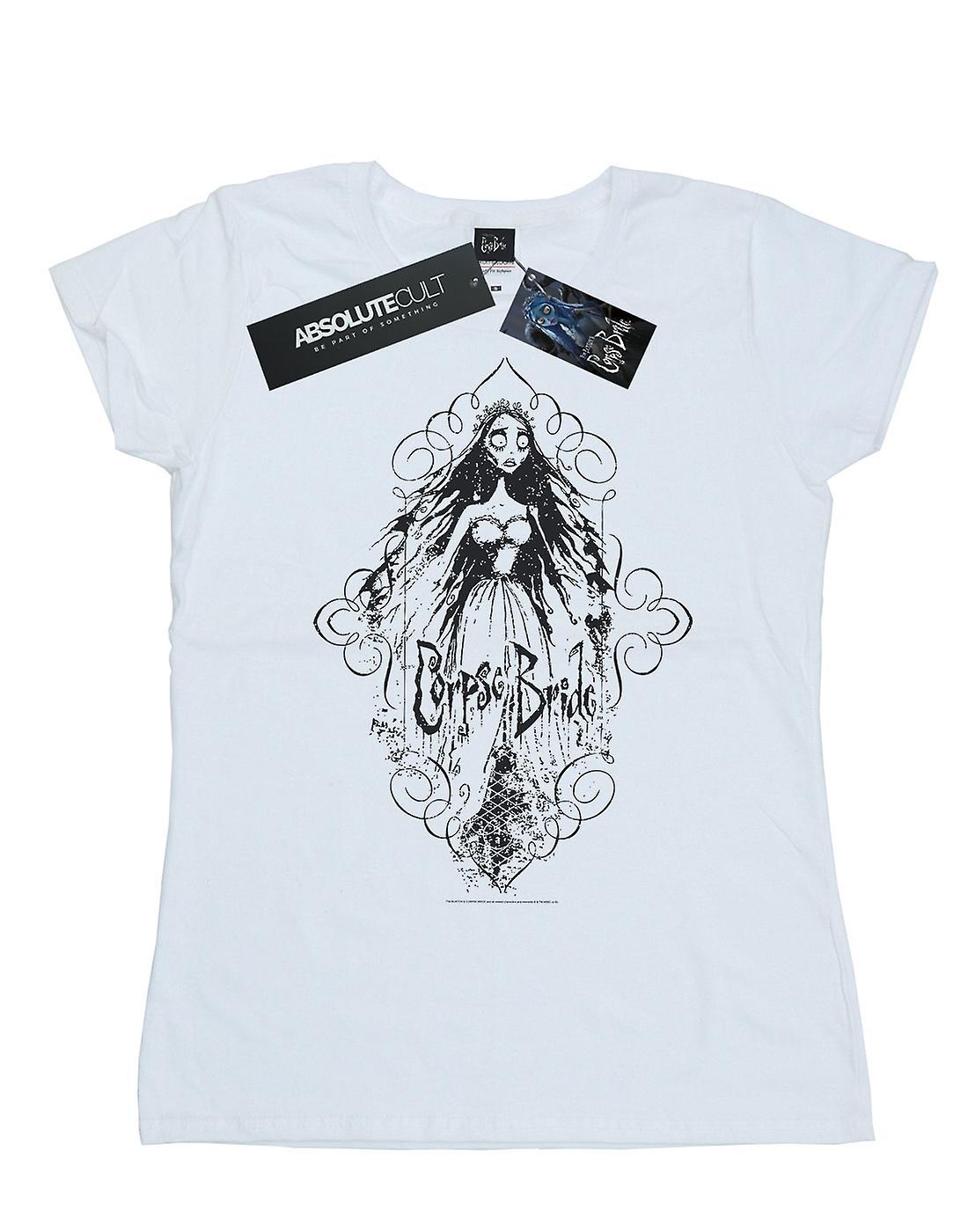 Corpse Bride Women's Sketched Bride T-Shirt