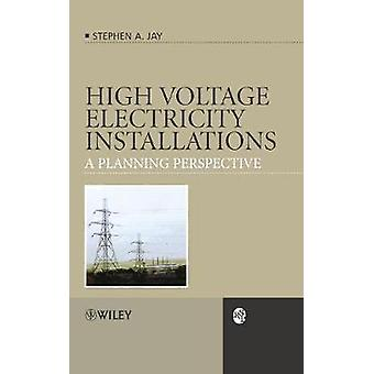 High Voltage Electricity Installations by Jay