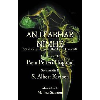 An Leabhar Nimhe Scalta a fuair spreagadh  H. P. Lovecraft by Hglund & Panu Petteri