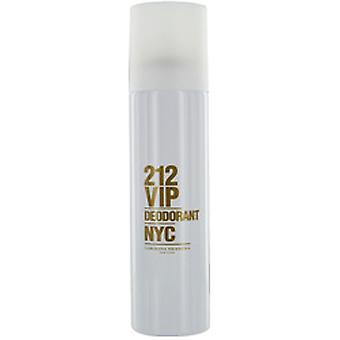 Carolina Herrera 212 VIP deodorantti Spray 150ml