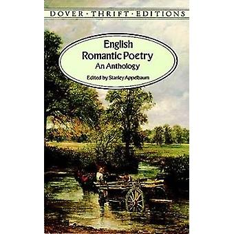 English Romantic Poetry - An Anthology by Stanley Appelbaum - 97804862